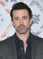 03 August 2018 - Beverly Hills, California - Rob McElhenney. FX 2018 TCA Summer Press Tour held at the Beverly Hilton Hotel. <br /> CAP/ADM/BT<br /> &copy;BT/ADM/Capital Pictures