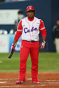 Alfredo Despaigne (CUB), .February 27, 2013 - WBC : .2013 World Baseball Classic, Exhibithion Game .match between Cuba 3-2 Hanshin Tigers .at Kyocera Dome, Osaka, Japan..(Photo by AJPS/AFLO SPORT) [1045]