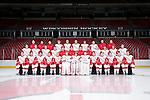 2012-13 Wisconsin Badgers Men's Hockey Team Photos
