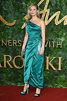 LONDON, UK. December 10, 2018: Kate Moss at The Fashion Awards 2018 at the Royal Albert Hall, London.<br /> Picture: Steve Vas/Featureflash