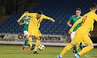 2019 Euro 2021 U21 Qualifying Football Northern Ireland v Romania Nov 19th