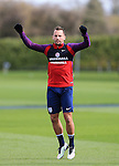 England's Danny Drinkwater during training at the Tottenham Hotspur Training Centre.  Photo credit should read: David Klein/Sportimage