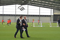 2016 03 18 Official opening of the new Academytraining ground, Landore, Swansea, UK