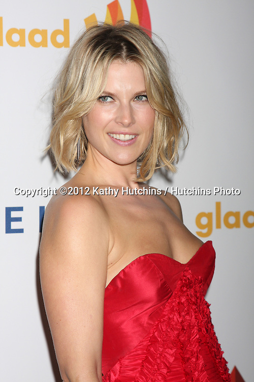 LOS ANGELES - APR 21:  Ali Larter arrives at the 23rd GLAAD Media Awards at Westin Bonaventure Hotel on April 21, 2012 in Los Angeles, CA