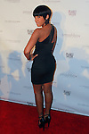 DAWN RICHARD. Arrivals to LA Fashion Weekend at Sunset Gower Studios. Hollywood, CA, USA. March 21, 2010..