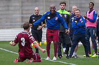 Chesham United v Enfield Town - FA Cup 4th Qualifying Round - 23.10.2015