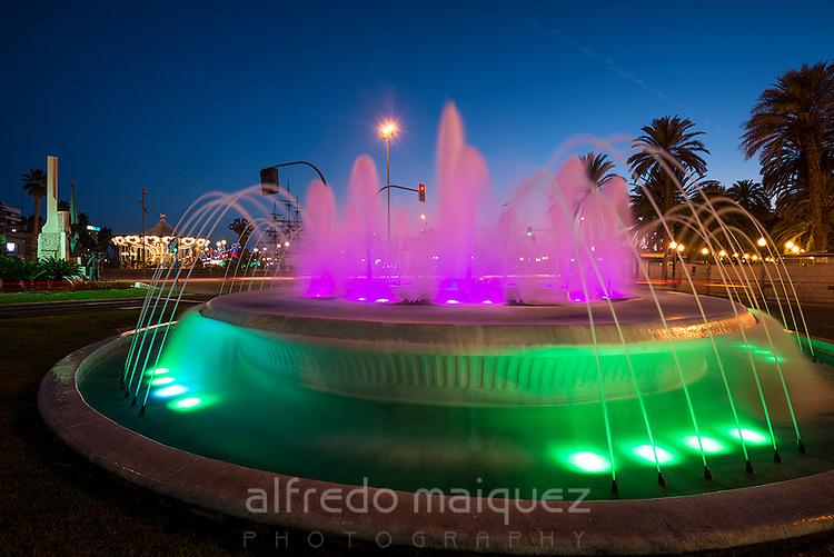 Plaza del Mar, Alicante