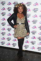 Paisley Billings (Tatoo Fixers) at the VO5 NME Awards 2018 at the Brixton Academy, London, UK. <br /> 14 February  2018<br /> Picture: Steve Vas/Featureflash/SilverHub 0208 004 5359 sales@silverhubmedia.com