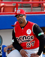 Ricky Bones / Puerto Rico pitching coach - 2009 Caribbean Series, Mexicali..Photo by:  Bill Mitchell/Four Seam Images