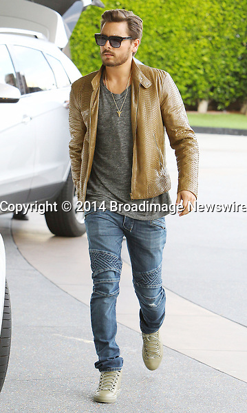 Pictured: Scott Disick<br /> Mandatory Credit &copy; ACLA/Broadimage<br /> Khloe Kardashian arriving at Loews Hollywood Hotel<br /> <br /> 3/7/14, Hollywood, California, United States of America<br /> <br /> Broadimage Newswire<br /> Los Angeles 1+  (310) 301-1027<br /> New York      1+  (646) 827-9134<br /> sales@broadimage.com<br /> http://www.broadimage.com