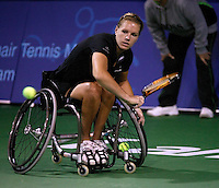 19-11-06,Amsterdam, Tennis, Wheelchair Masters, Esther Vergeer