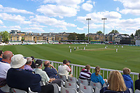 General view as spectators look on during Essex CCC vs Hampshire CCC, Specsavers County Championship Division 1 Cricket at The Cloudfm County Ground on 21st May 2017