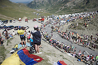 up the Col du Tourmalet (HC/2115m/17km/7.3%)<br /> <br /> st11: Pau - Cauterets (188km)<br /> 2015 Tour de France