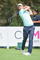 Martin Kaymer (DEU) watches his tee shot on 8 during round 3 of the World Golf Championships, Mexico, Club De Golf Chapultepec, Mexico City, Mexico. 3/4/2017.<br /> Picture: Golffile | Ken Murray<br /> <br /> <br /> All photo usage must carry mandatory copyright credit (&copy; Golffile | Ken Murray)