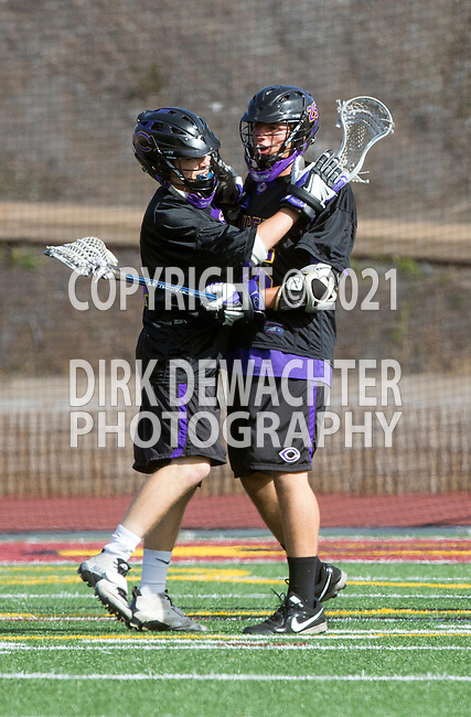 San Diego, CA 05/25/13 - Teagan Willes (Carlsbad #25) in action during the 2013 Boys Lacrosse San Diego CIF DIvision 1 Championship game.  Westview defeated Carlsbad 8-3.