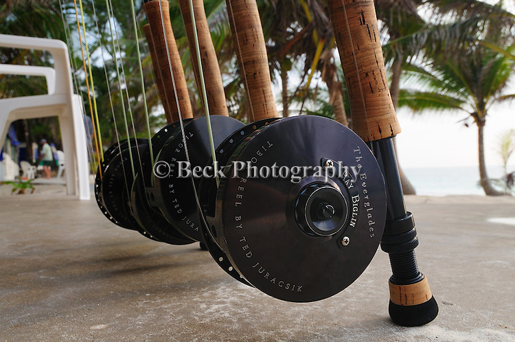 TIBOR REELS FOR FLY FISHING IN BOCA