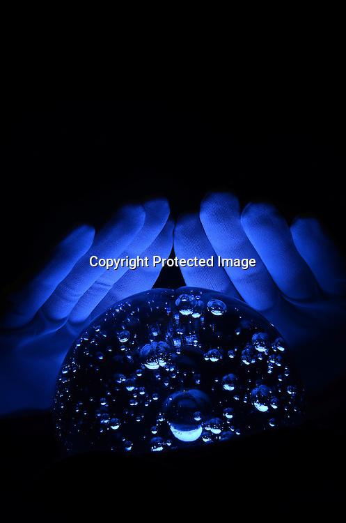 Stock Photo Crystal Ball
