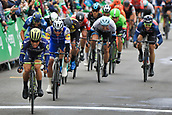 8th September 2017, Newmarket, England; OVO Energy Tour of Britain Cycling; Stage 6, Newmarket to Aldeburgh; Caleb EWAN (AUS) wins stage 6