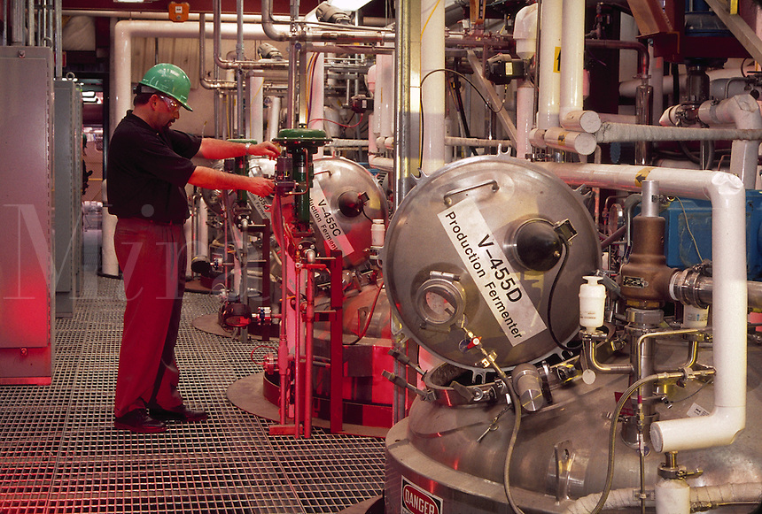 Technician in Ethanol Pilot Plant  fuels research at National Renewable Energy Laboratory