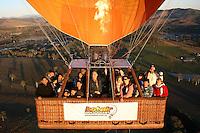 20120618 June 18 Hot Air Balloon Gold Coast