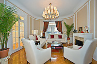 Living Room at 311 West 74th Street