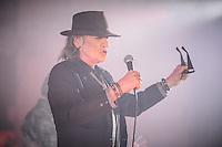 Udo Lindenberg Clubgig im Ballhaus Pankow in Berlin am 25.March 2015. Foto: Rüdiger Knuth