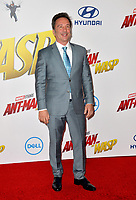 Louis D'Esposito at the premiere for &quot;Ant-Man and the Wasp&quot; at the El Capitan Theatre, Los Angeles, USA 25 June 2018<br /> Picture: Paul Smith/Featureflash/SilverHub 0208 004 5359 sales@silverhubmedia.com
