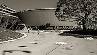 Gymnasium in Ota, Japan 2014.