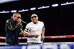 MIAMI, FL - JULY 10: Gente de Zona performs during Iron Mike Judgement Day boxing match at AmericanAirlines Arena on July 10, 2014 in Miami, Florida.  (Photo by Johnny Louis/jlnphotography.com)
