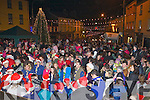HO! HO! HO!: Santa Claus arrives in Killorglin on Sunday, December 9th.