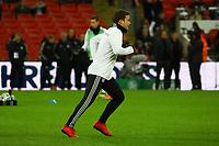 Mario Goetze (Deutschland, Germany) - 10.11.2017: England vs. Deutschland, Freundschaftsspiel, Wembley Stadium