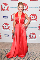 Stephanie Wearing at the TV Choice Awards 2017 at The Dorchester Hotel, London, UK. <br /> 04 September  2017<br /> Picture: Steve Vas/Featureflash/SilverHub 0208 004 5359 sales@silverhubmedia.com
