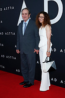 LOS ANGELES - SEP 18:  Tommy Lee Jones, Dawn Laurel-Jones at the Ad Astra Premiere at the ArcLight Theater on September 18, 2019 in Los Angeles, CA