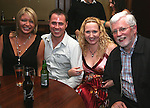 Olivia McQuillan, Stephen Smith, Linda Flemming and Ryan Lennon at the St. Olivers School Reunion in McHughs...Photo NEWSFILE/Jenny Matthews.(Photo credit should read Jenny Matthews/NEWSFILE)....This Picture has been sent you under the condtions enclosed by:.Newsfile Ltd..The Studio,.Millmount Abbey,.Drogheda,.Co Meath..Ireland..Tel: +353(0)41-9871240.Fax: +353(0)41-9871260.GSM: +353(0)86-2500958.email: pictures@newsfile.ie.www.newsfile.ie.FTP: 193.120.102.198.