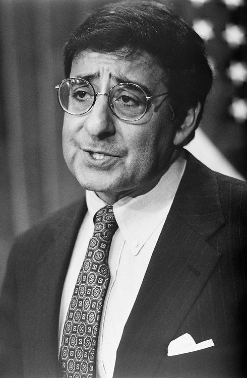Rep. Leon Panetta, D-Calif., on May 17, 1993. (Photo by Laura Patterson/CQ Roll Call)