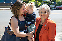 Sally Samuelson '48.<br />