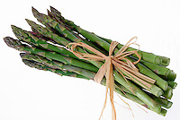 Greeen Fresh Asparagus bunch