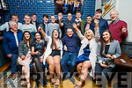 Management and Staff Garveys Tralee celebrate winning the Store of the Year at the Retail Excellence Annual Awards at the Ashe Hotel on Saturday night.