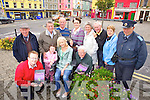 Winners of this years Tidy Towns Competition was Listowel, who were awarded their 4th Gold Medal in the small towns category, pictured here on Wednesday were committee members and volunteers F l-r: David O'Brien(town clerk), Claire Moloney, Clr Jackie Barrett Madigan, Kieran Moloney. B l-r: Toddy Buckley, Malcom Payne(chairperson), Anthony Curtin, Marie O'Gorman(Mayor), Mary McGrath, Peter McGrath, Mary Hanlon and Graham Borley(town litter/traffic warden)