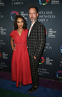 7 April 2019 - Los Angeles, California - Lesley-Ann Brandt, Chris Payne Gilbert. Grand Opening Of The Los Angeles LGBT Center's Anita May Rosenstein Campus  held at Anita May Rosenstein Campus. <br /> CAP/ADM/FS<br /> ©FS/ADM/Capital Pictures
