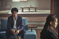 Manhunt (2017)<br /> Masaharu Fukuyama <br /> *Filmstill - Editorial Use Only*<br /> CAP/KFS<br /> Image supplied by Capital Pictures
