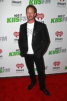 Ian Ziering<br /> at KIIS FM's Jingle Ball 2014, Staples Center, Los Angeles, CA 12-05-14<br /> David Edwards/DailyCeleb.com 818-249-4998