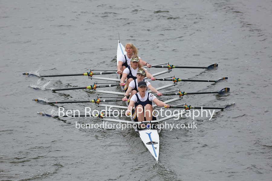 Crew: 207   Eton Excelsior Rowing Club   W.Mas.4x- (C)<br /> <br /> Veterans' Head of the River Race 2018<br /> <br /> To purchase this photo, or to see pricing information for Prints and Downloads, click the blue 'Add to Cart' button at the top-right of the page.