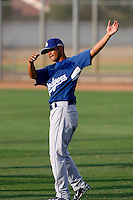 Jan Vazquez ---  AZL Dodgers - 2009 Arizona League.Photo by:  Bill Mitchell/Four Seam Images