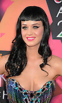 LOS ANGELES, CA. - March 27: Katy Perry arrives at Nickelodeon's 23rd Annual Kid's Choice Awards at Pauley Pavilion on March 27, 2010 in Los Angeles, California.