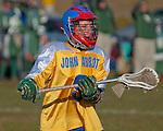 JAC Mens Lacrosse Que. Semi Final vs Montmorency