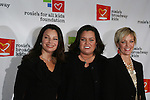 Fran Drescher - Rosie O'Donnell and Kelly at the Rosie's For All Kids Foundation and Rosie's Broadway Kids were created because of Rosie's love of children and the knowledge that one person can make a difference in the life of a child on Nov. 24. 2008 at the New York Marriott Marquis, NYC, (Photo by Sue Coflin/Max Photos)