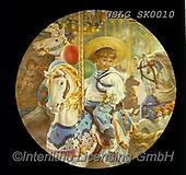CHILDREN, KINDER, NIÑOS, paintings+++++,USLGSK0010,#K#, EVERYDAY ,Sandra Kock, victorian