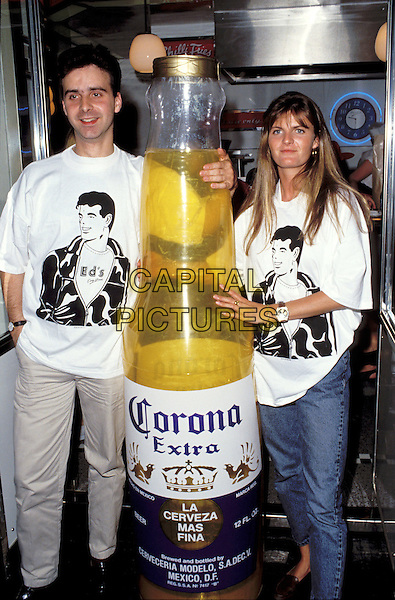 SUSANNAH CONSTANTINE.beer, promotion.Ref: 007.www.capitalpictures.com.sales@capitalpictures.com.© Capital Pictures