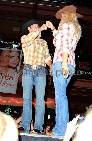 08 June 2010 - Nashville, Tennessee - Burns and Poe - 4th Annual Country Weekly Fashion Show, A Benefit For Musicians On Call. Photo Credit: MJT/AdMedia